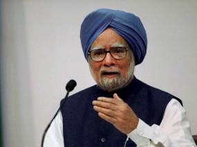 70 साल की उपलब्धियों को खत्म कर देगी झूठी राजनीतिक भाषा : मनमोहन सिंह