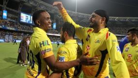 IPL 2018: चेन्नई के साथ थी किस्मत, स्टंप्स पर गेंद लगने के बाद भी आउट नहीं हुए ब्रावो