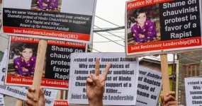 कठुआ रेप-मर्डर केस : SC पहुंचा मामला, CJI से संज्ञान लेने की गुहार