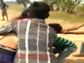 बिहार में जंगलराज : लड़की के साथ छेड़छाड़ का वीडियो वायरल, 2 गिरफ्तार