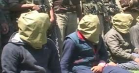 J&K : बारामूला से लश्कर-ए-तैयबा के 10 आतंकवादी गिरफ्तार