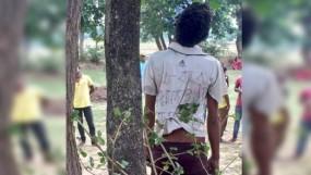 पश्चिम बंगाल: कार्यकर्ता की हत्या, पीठ पर लिखा-BJP के साथ काम करने का अंजाम
