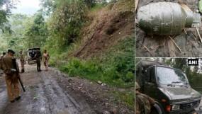 असम राइफल के 4 जवान घात लगाकर किए गए आतंकी हमले में शहीद