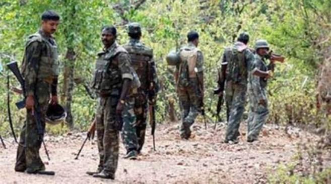 नक्सली हमले में झारखंड जगुआर फोर्स के 6 जवान शहीद, 4 घायल
