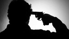 शराब के नशे में युवक ने खुद पर चलाई गोली, हुई मौत
