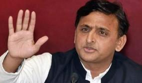 लखनऊ: उजड़े सरकारी बंगले को लेकर सपा और बीजेपी के बीच घमासान