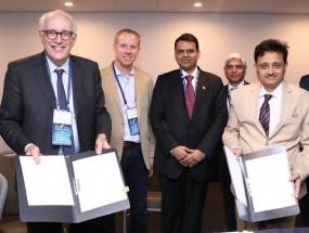 बॉम्बार्डियर उद्योग महाराष्ट्र में करेगा निवेश, कनाडा दौरे में हुए कई करार
