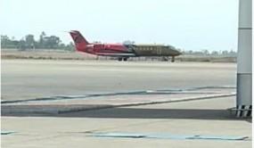 दिल्ली जा रही फ्लाइट की भोपाल में इमरजेंसी लैंडिंग, 48 यात्री थे सवार