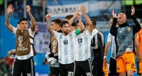फीफा वर्ल्ड कप 2018 : नाइजीरिया को हराते हुए अंतिम-16 में पहुंचा अर्जेंटीना