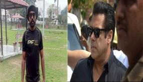सलमान खान को मारने की प्लानिंग में था ये गैंगस्टर, हैदराबाद में STF ने किया गिरफ्तार