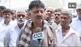 कर्नाटक : कांग्रेस में बगावत पर बोले डीके शिवकुमार- सुलझा लिया है मामला