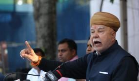 राम मंदिर और आरक्षण जैसे मुद्दों पर अपना संबोधन देंगे करणी सेना के अध्यक्ष