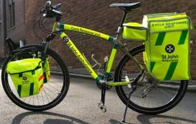 लंदन की तर्ज पर महाराष्ट्र में शुरु होगी साइकिल एम्बुलेंस