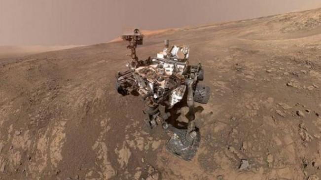 मंगल ग्रह पर चल रहीं धूल भरी आंधियां, स्लीप मोड में चला गया नासा का ऑपरच्यूनिटी रोवर