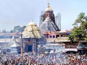 पुरी के जगन्नाथ मंदिर के खजाने की चाबी गायब, शंकराचार्य और बीजेपी ने जताया विरोध