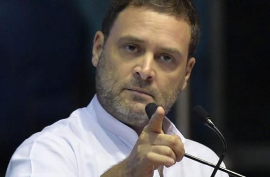 राहुल ने कहा - मेरा मजाक उड़ाया जाता है, कमजोर को देखता हूं तो दर्द होता है