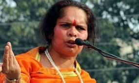साध्वी प्राची बोलीं- राहुल गांधी भोंदू हैं, कभी प्रधानमंत्री नहीं बन सकते