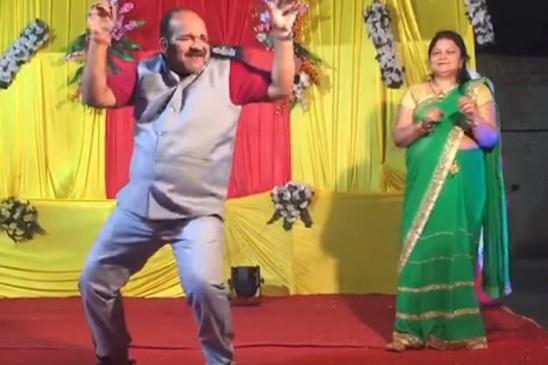 विदेश मंत्री के क्षेत्र में ब्रांड एंबेसडर बने : 'डांसिंग अंकल' संजीव श्रीवास्तव