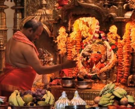 सिद्धिविनायक मंदिर ट्रस्ट अध्यक्ष को मिला राज्य मंत्री का दर्जा, मिलेगा 7500 रुपए मासिक
