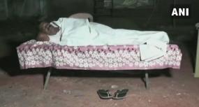 आंध्र प्रदेश: मजदूरों का डर दूर करने के लिए विधायक ने श्मशान में गुजारी रात