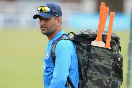 इंग्लैंड दौरे के लिए तैयार है भारतीय टीम, धोनी कर रहे हैं जमकर प्रैक्टिस