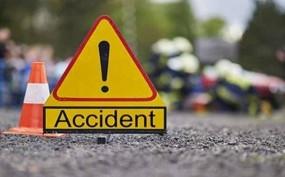 अनियंत्रित मैक्स वाहन पलटा, डेढ़ दर्जन यात्री घायल