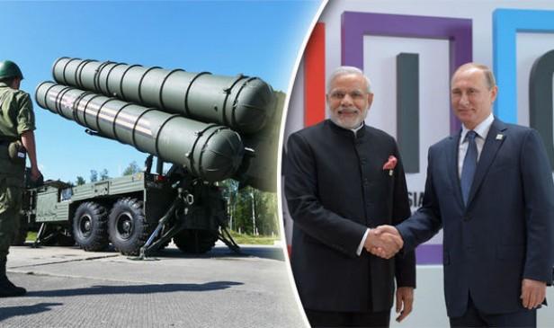 रूस के साथ भारत की मिसाइल डील को रोकने के लिए अमेरिका दे सकता है ऑफर