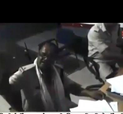 ASI का रिश्वत लेते हुए वीडियो वायरल, SP ने ASI व आरक्षक को किया लाइन अटैच