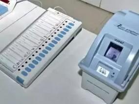 MP चुनाव : EVM और VVPAT रखने के लिए सभी जिलों में बनेंगे गोदाम