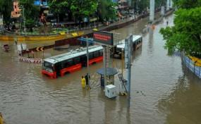 100 मिलीमीटर बारिश भी सहने लायक नहीं नागपुर, 2200 किलोमीटर की ड्रेनेज बेकार