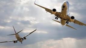 हवा में टकराने से बाल-बाल बचे इंडिगो के 2 प्लेन, 328 पैसेंजर थे विमान में सवार