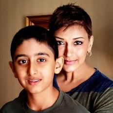 कैंसर से जंग लड़ रही सोनाली ने बेटे के लिए लिखा इमोशनल पोस्ट, कहा- मुझसे ज्यादा समझदार है रणवीर