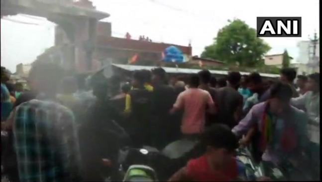 एक और मॉब लिंचिंग: चोर समझकर उदयपुर में 2 लोगों को भीड़ ने पीटा