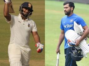 इंग्लैंड के खिलाफ टेस्ट सीरीज के लिए टीम इंडिया का ऐलान, रोहित आउट, रिषभ इन