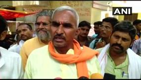 रेप की घटनाओं पर बोले बीजेपी विधायक- भगवान राम भी ऐसी घटनाएं नहीं टाल सकते