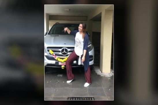 हुमा कुरैशी ने खरीदी Mercedes-Benz GLE, जानें SUV की खूबियां