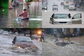 बारिश से कोहराम: उत्तराखंड में फट सकते हैं बादल, मप्र के नीमच में 7 दिनों से बरस रहा है पानी