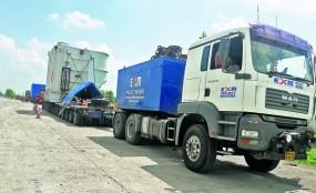 भारी-भरकम 160 टन माल लादकर 1 माह में हैदराबाद से नागपुर पहुंचा यह कन्टेनर, दो माह में पहुंचेगा उड़ीसा