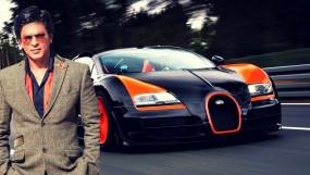 Bugatti Veyron के मालिक नहीं हैं शाहरुख खान