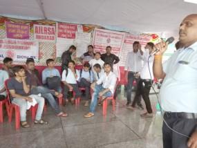 भोपाल में ट्रेन ड्राइवरों और गार्ड्स ने शुरु की तीन दिवसीय भूख हड़ताल