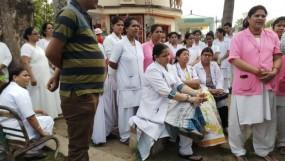 पूर्व मंत्री के बेटे ने नशे में किया हंगामा, नर्सों के साथ अभद्रता, स्टॉफ ने की हड़ताल