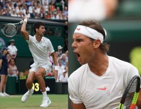 Wimbledon 2018 : मैराथन मुकाबले में नडाल को हराकर फाइनल में पहुंचे जोकोविच