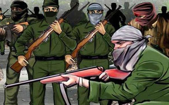 शहीद नक्सली सप्ताह के लिए पेट्रोलिंग शुरू, पुलिस की पैनी नजर