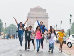 बारिश में धुली दिल्ली की हवा, खुलकर ले सकते हैं सांस