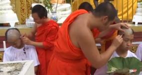 नेवी जवान के सम्मान में बौद्ध भिक्षु बनेंगे गुफा से निकले जूनियर टीम के खिलाड़ी