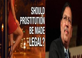 सुप्रीम कोर्ट के रिटायर्ड जस्टिस ने की पैरवी, वेश्यावृत्ति के लिए इश्यू करें लाइसेंस