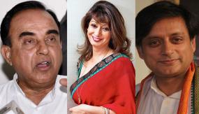 सुनंदा पुष्कर मामला: शशि थरूर को जमानत, स्वामी बोले- मौत का हो फेयर ट्रायल