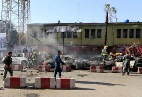 अफगानिस्तान में आत्मघाती हमला, 19 लोगों की मौत, कैप्टन अमरिंदर ने की हमले की निंदा