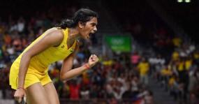 बैडमिंटन : थाइलैंड ओपन के फाइनल में पहुंची पी वी सिंधु