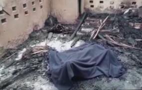 UP: संभल में गैंगरेप का विरोध करने पर महिला को मंदिर में जिंदा जलाया